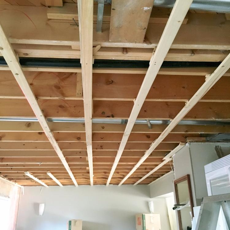 Uneven Ceiling 2